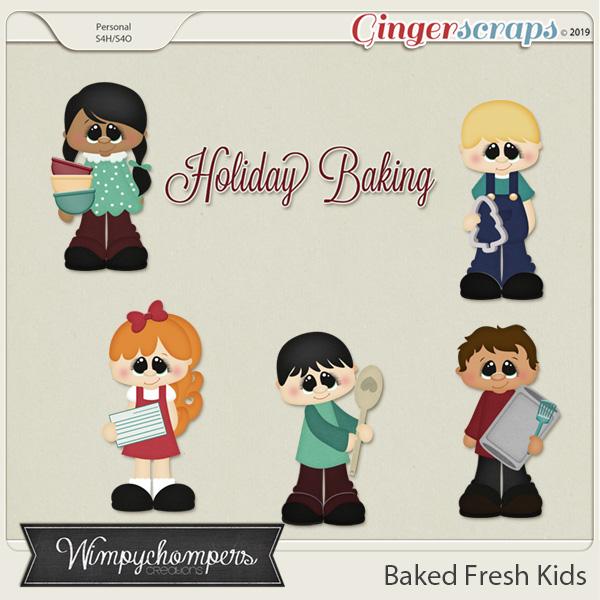Baked Fresh- Kids