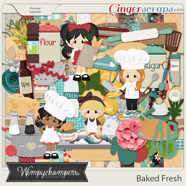 Baked Fresh Kit