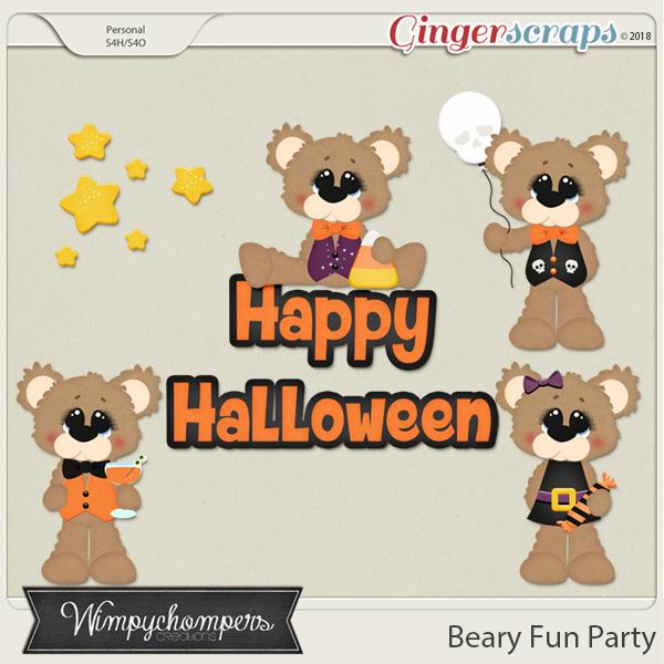 Beary Fun Party