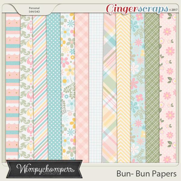 Bun Bun- Papers