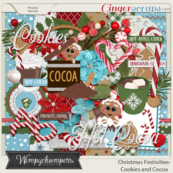 Christmas Festivities- Cookies and Cocoa