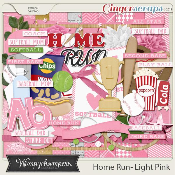 Home- Run- ltpink