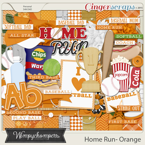 Home- Run-Orange