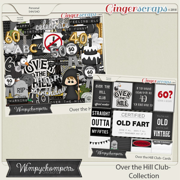 Over the Hill Club Collection