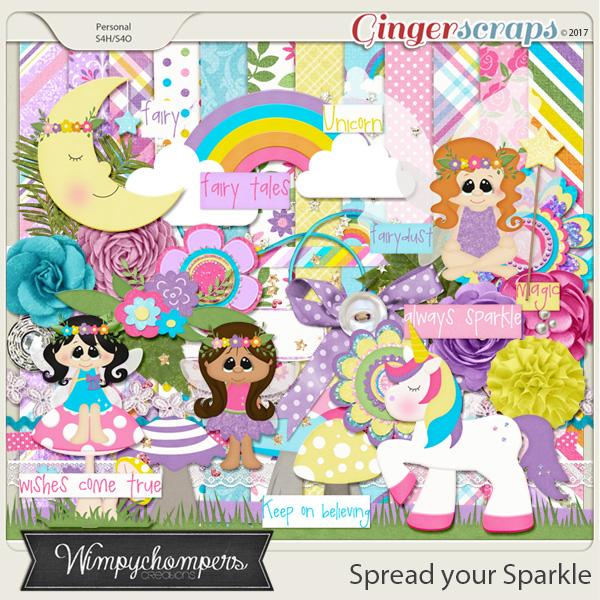 Spread your Sparkle