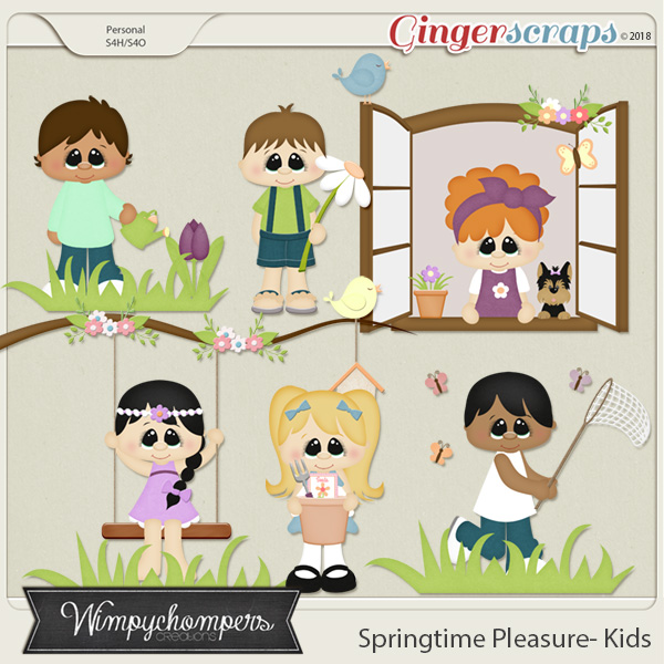 Springtime Pleasure Kids
