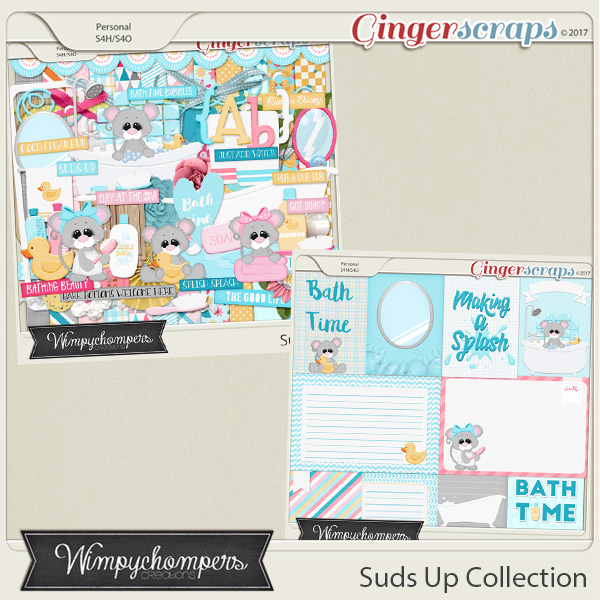 Suds Up- Collection