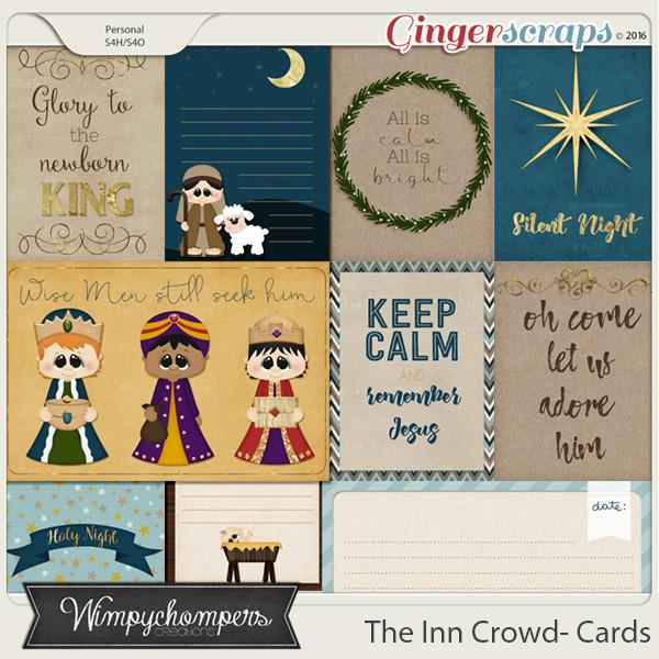 The Inn Crowd- Cards