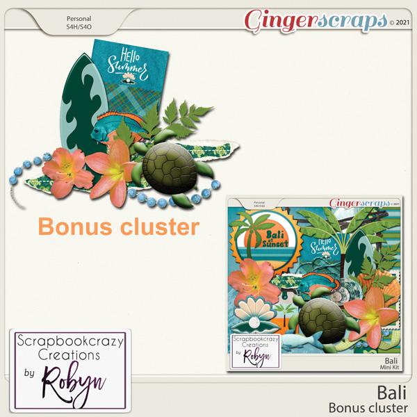 Bali Bonus01 by Scrapbookcrazy Creations