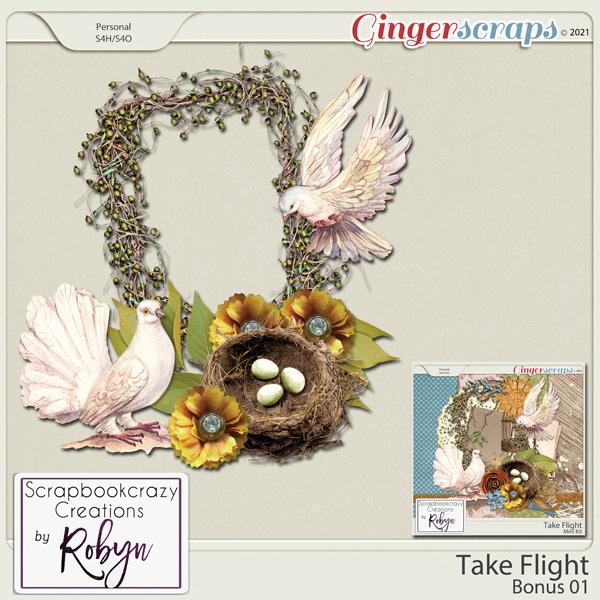 Take Flight Bonus 01 by Scrapbookcrazy Creations