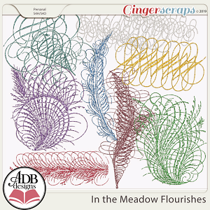 In the Meadow Flourishes by ADB Designs