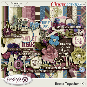 Better Together - Kit by Aprilisa Designs