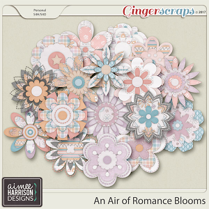 An Air of Romance Blooms by Aimee Harrison