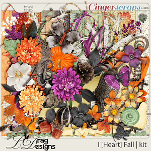 I [Heart] Fall by LDragDesigns