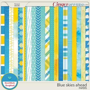 Blue skies ahead - papers