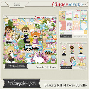 Baskets full of love Bundle