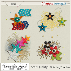 Star Quality | Finishing Touches