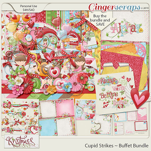 Cupid Strikes Buffet Bundle