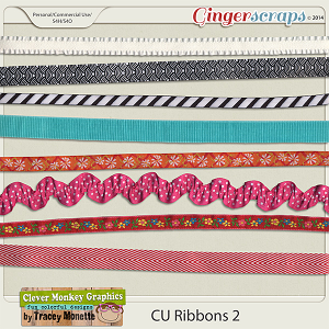 CU Ribbons 2 by Clever Monkey Graphics