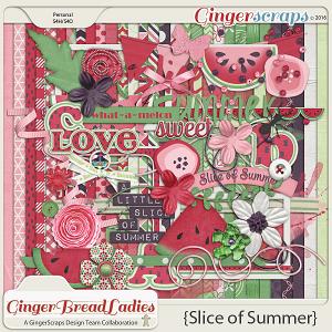 GingerBread Ladies Collab: Slice of Summer
