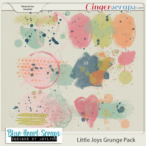 Little Joys Grunge Pack