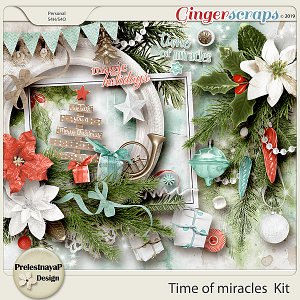 Time of miracles Kit