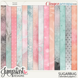 Sugarbug {Blended Papers} by Jumpstart Designs