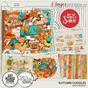 Autumn Cuddles Bundle by JB Studio and Neia Scraps