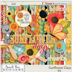 Sunflower Days Kit
