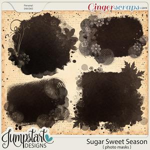 Sugar Sweet Season {Photo Masks} by Jumpstart Designs