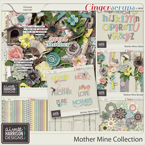 Mother Mine Collection by Aimee Harrison