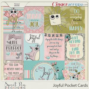 Joyful Pocket Cards