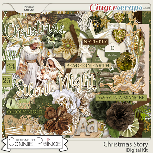 Christmas Story - Kit by Connie Prince