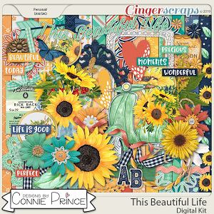 This Beautiful Life - Kit by Connie Prince