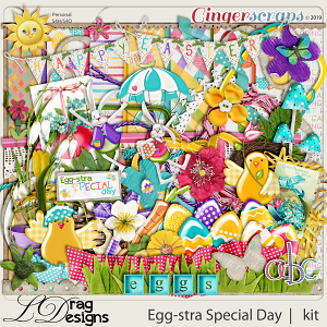 Egg-stra Special Day by LDragDesigns