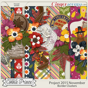 Project 2015 November - Border Clusters