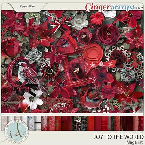 Joy To The World Mega Kit by Ilonka's Designs
