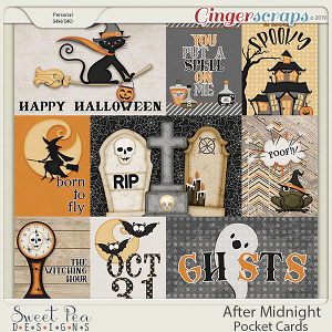 After Midnight Pocket Cards