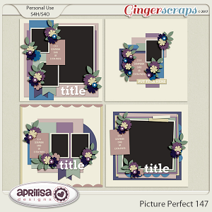 Picture Perfect 147 by Aprilisa Designs