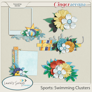 Sports: Swimming Clusters