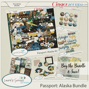 Passport Alaska Bundle