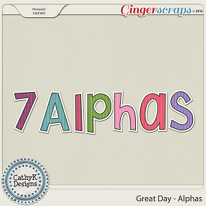 Great Day - Alphas