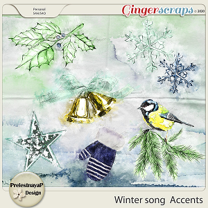 Winter song Accents