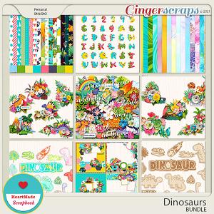 Dinosaurs - bundle