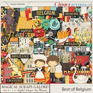 Best of Belgium (page kit)