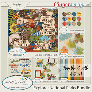 Explore: National Parks Bundle