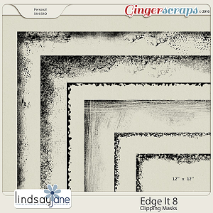 Edge It 8 by Lindsay Jane
