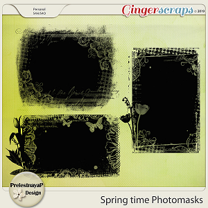 Spring time Photomasks