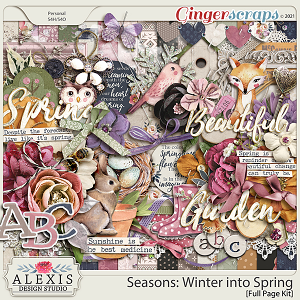 Seasons: Winter into Spring - Kit