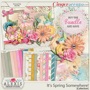 It's Spring Somewhere - Collection